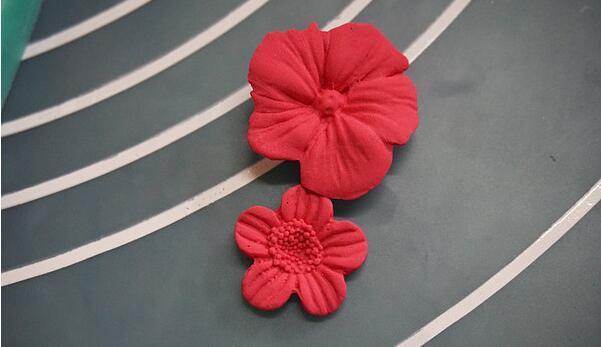 超轻粘土制作的玫瑰花盒详细教程,情人节让你心动